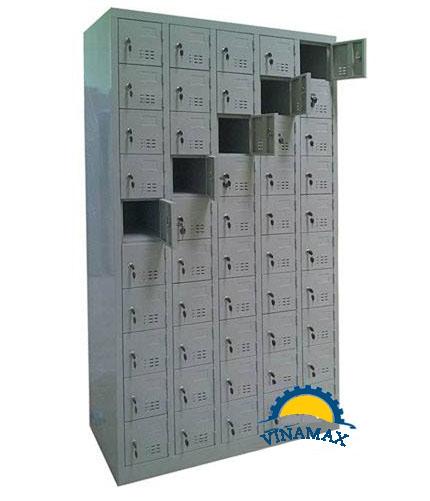 Tủ sắt để điện thoại cho công nhân
