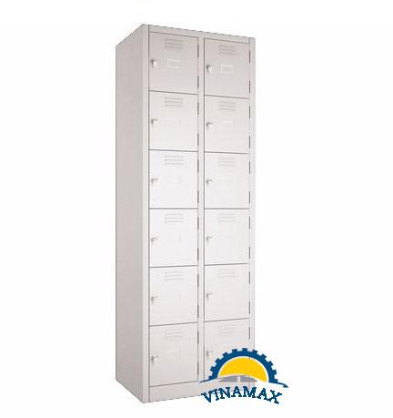 Tủ locker sắt 12 ngăn